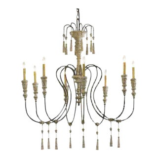 Mirella Eight Light Chandelier