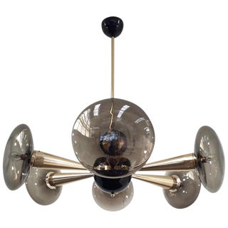 Sfinge Chandelier by Fabio Ltd For Sale