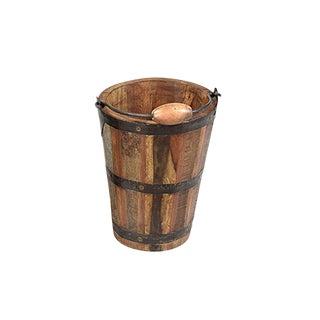 Teak Bucket - Small