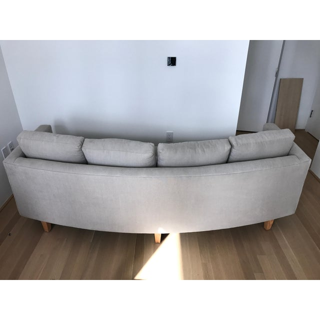 Homenature Malibu Collection Couch For Sale - Image 4 of 6