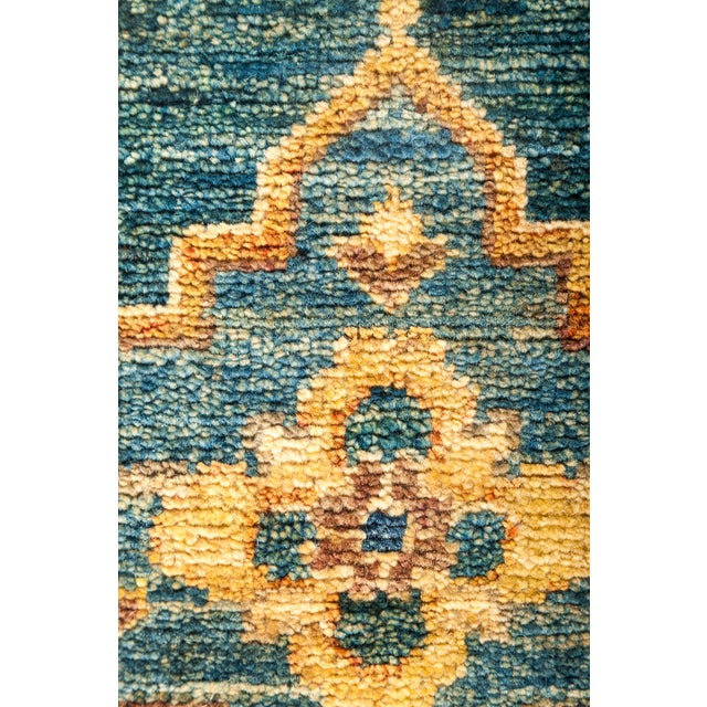 "Ziegler Hand Knotted Area Rug - 8' 3"" X 10' 3"" - Image 3 of 4"