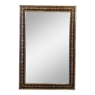 Moroccan Rectangular Wall Mirror For Sale