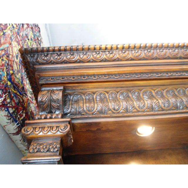 Arte De Mexico Tall Bookcase For Sale - Image 5 of 7
