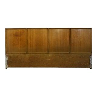 1960s Mid-Century Modern Paul McCobb Calvin Headboard For Sale