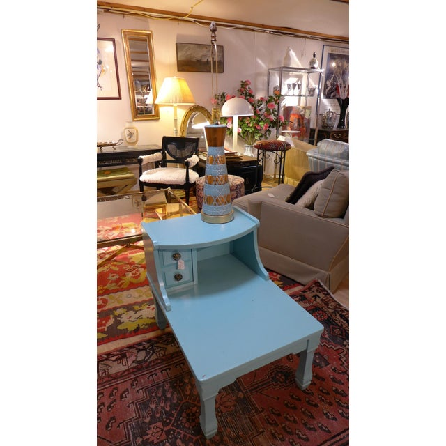 Midcentury Ceramic Table Lamp - Image 6 of 6