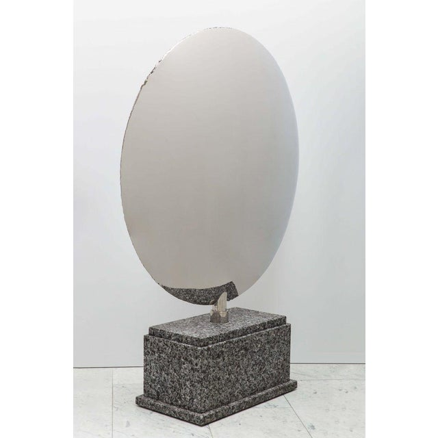An iconic design by Karl Springer, this unique sculpture debuted in 1979 and is said to have been inspired by a sun mask...