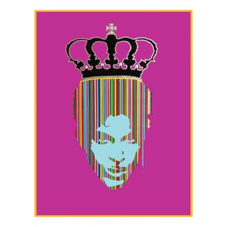 """""""King Prince II"""" Painting by Mauro Oliveira For Sale"""