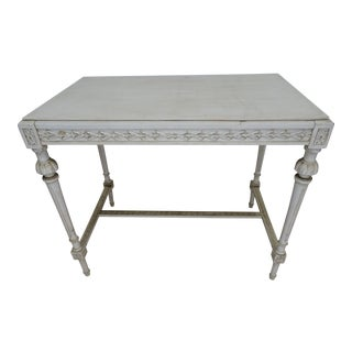 Swedish Gustavian Side Table For Sale