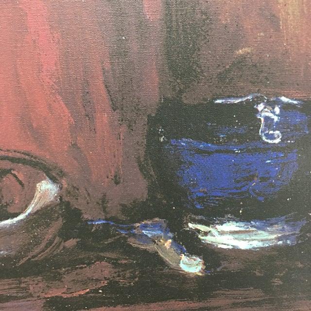 Armin I.M. Original Oil Painting - Image 6 of 11