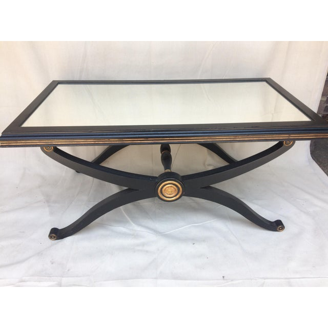 Mirrored Empire Coffee Table - Image 2 of 5