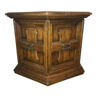 Vintage Drexel Talavera Side Table