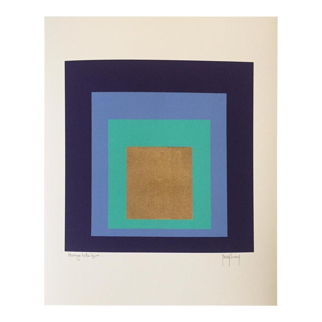 Modern Art Original Signed Numbered Print by Tony Curry For Sale