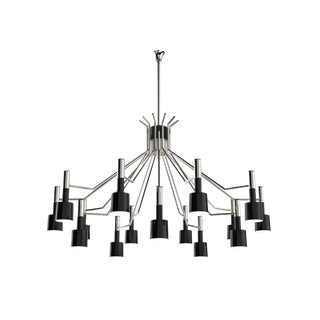 Ella 15 Chandelier From Covet Paris For Sale