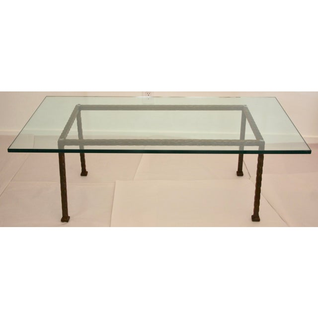 Industrial Cocktail / Coffee Table - Image 2 of 11