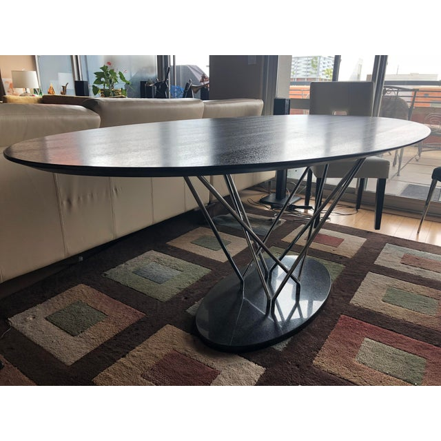 Unique Modern Dining Table For Sale In Denver - Image 6 of 6