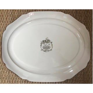1950s Johnson Brothers 'Tally Ho' Platter Preview