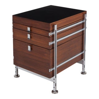 Jules Wabbes Mahogany Chest of Drawers for Mobilier Universel - 1960s For Sale
