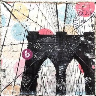 """Spunky Bridge"" Original Artwork by Marion Duschletta For Sale"