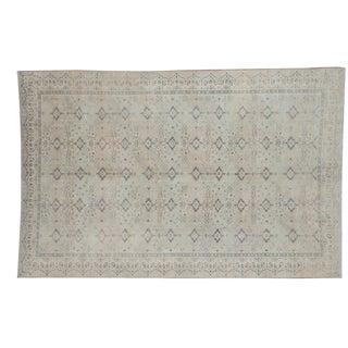 "Vintage 1960s Kaisary Carpet - 6' 2"" x 9' 6"" For Sale"