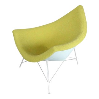 Fine Example Classic George Nelson Coconut Chair For Sale