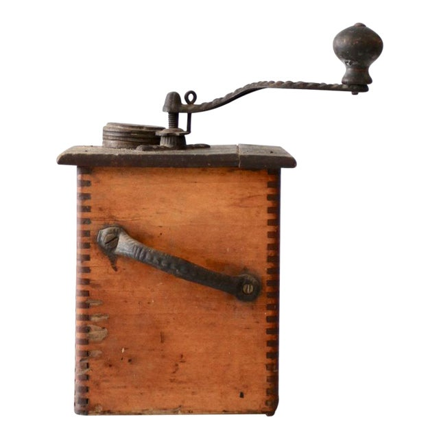 Antique Coffee Grinder For Sale