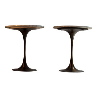 Hugh Acton Tulip Tables - a Pair For Sale