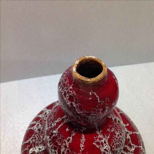Mid-Century Studio Pottery Genie Bottle - Image 8 of 11