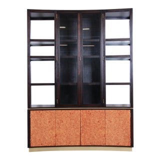"Edward Wormley for Dunbar ""Superstructure"" Wall Unit or Room Divider For Sale"
