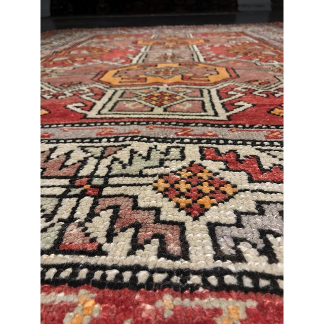 """Bellwether Rugs Vintage Turkish Oushak Small Area Rug - 4'4""""x6'6"""" - Image 7 of 11"""