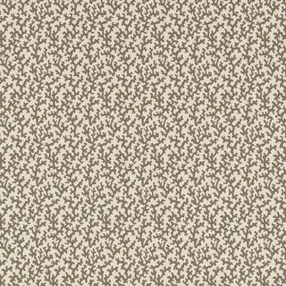 Sample - Schumacher Folly Wallpaper in Berber Brown For Sale
