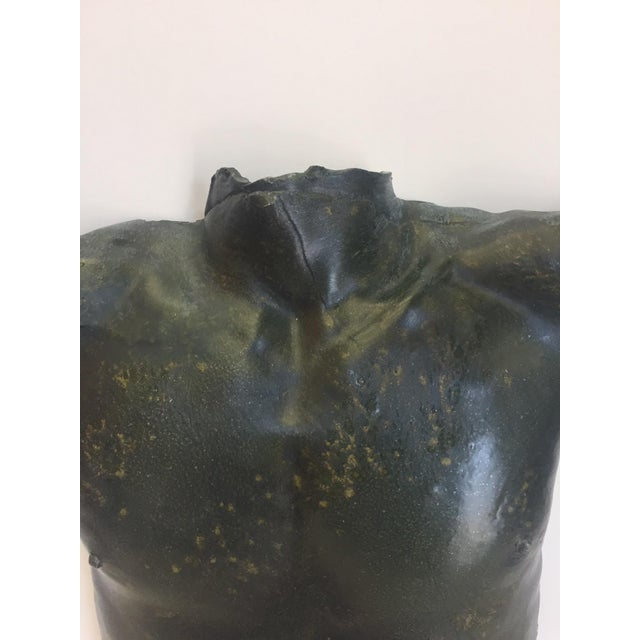 Wall Sconce of Sexy Male Torso For Sale - Image 4 of 10