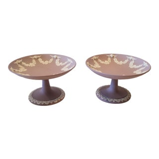 Pair of Wedgwood Compotes For Sale