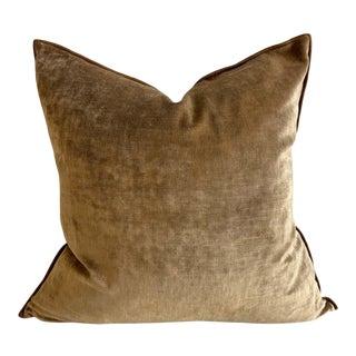 Havane French Royal Velvet Pillow