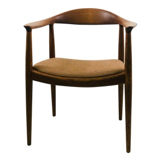 1950s Vintage Hans Wegner Jh501 Chair For Sale