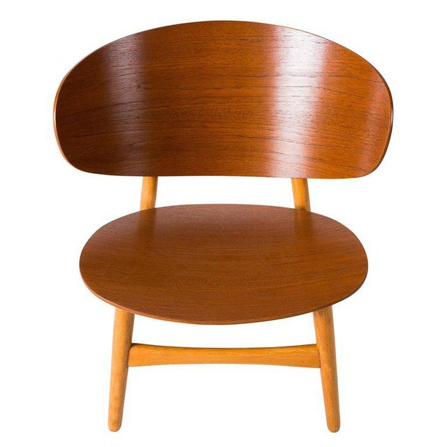 "Hans Wegner ""Shell"" Chair Model FH-1936 - Image 8 of 10"