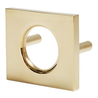 Nest Studio Collection Mod-1.5S Polished Brass No Lacquer For Sale