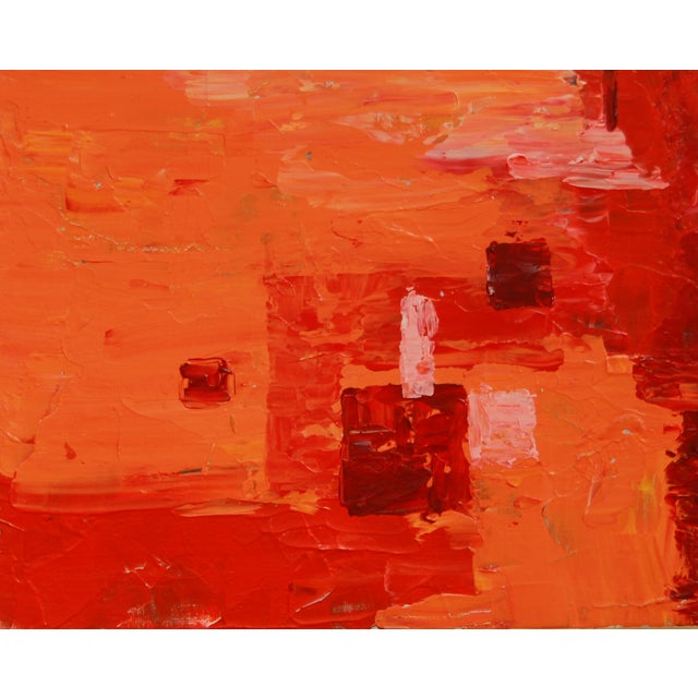 """""""Box Arrangement #9"""" Painting by C. Plowden - Image 2 of 2"""