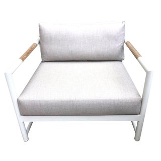 Modern Harbour Outdoor Breeze Armchair For Sale