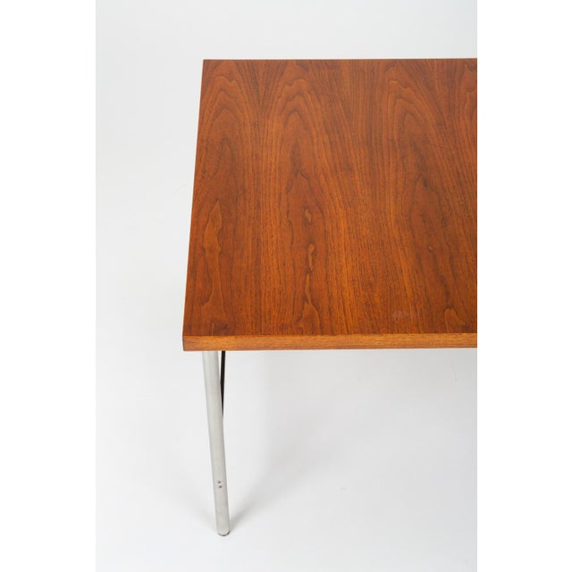 Mid-Century Modern Walnut Children's Work Table by Herman Miller For Sale - Image 12 of 13