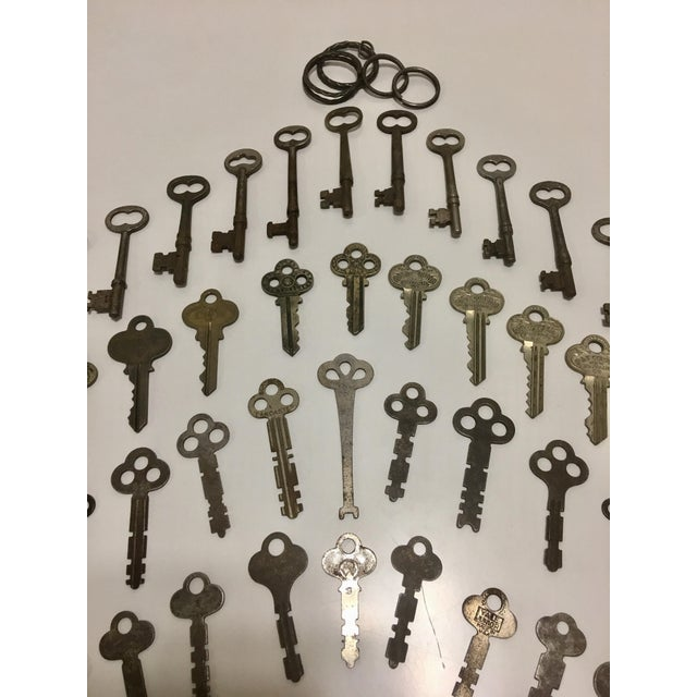 Collection of Antique Keys - Set of 75 - Image 9 of 9
