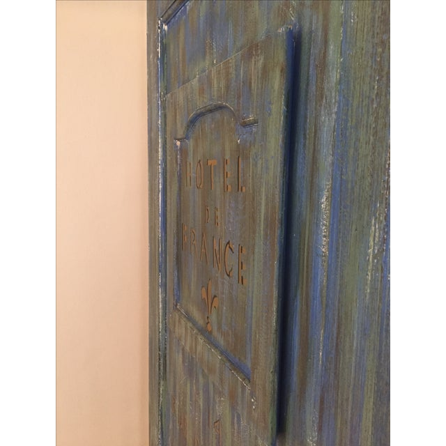 French Country Entryway Door - Image 3 of 9