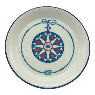 Gucci Porcelain Nautical Trinket Dish For Sale