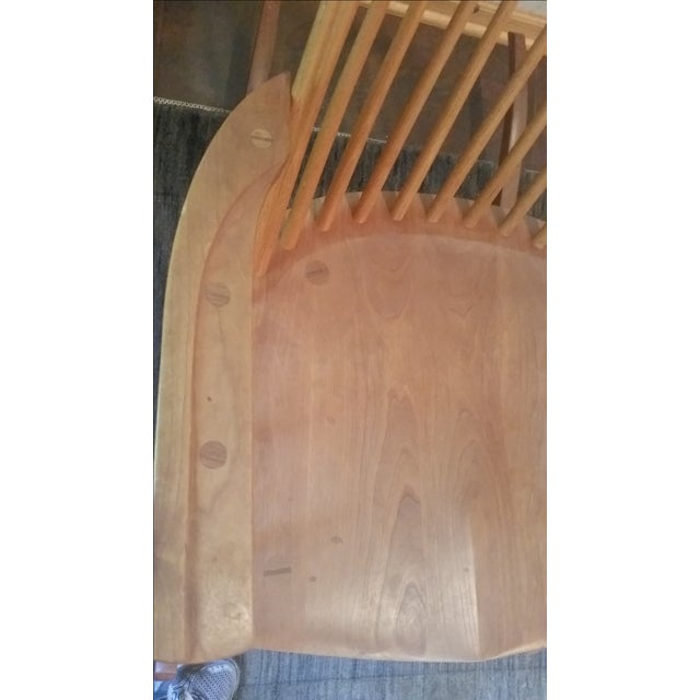 Thomas Moser Thomas Moser Rocking Chair For Sale - Image 4 of 4