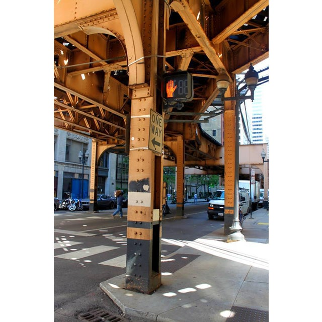 'Wells Street Chicago' Photograph For Sale