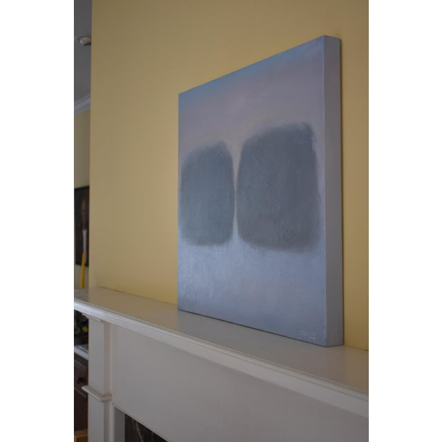 """Abstract Painting """"Hope Springs - Soulmates"""" by Stephen Remick For Sale In Providence - Image 6 of 10"""