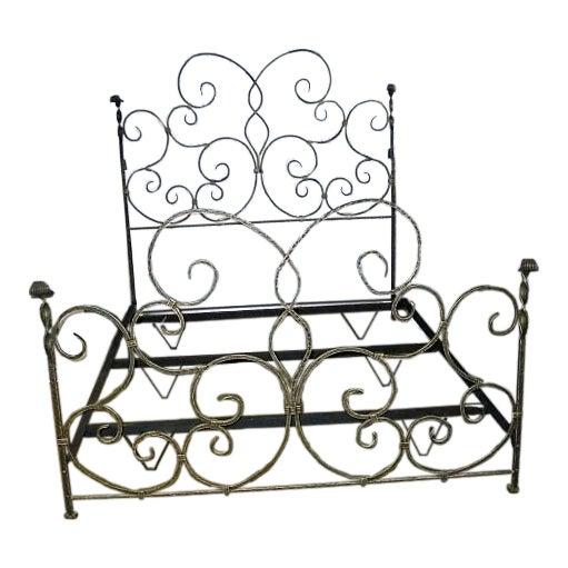 Queen Size La Collezione Romantica Bed #14 by Claudio Rayes For Sale
