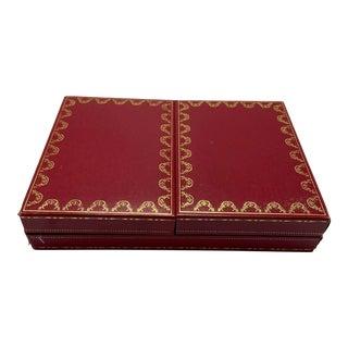 Cartier Card Game, 'Les Must De Cartier Vintage' For Sale