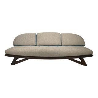 Adrian Pearsall Mid-Century Gondola Sofa For Sale