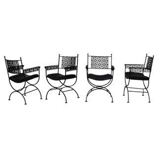 1960's Modern Shaver Howard Armchairs - 4