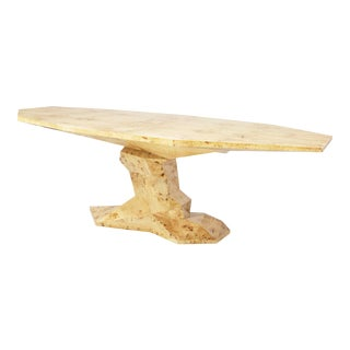Covet Paris Bonsai Poplar Root Dining Table For Sale
